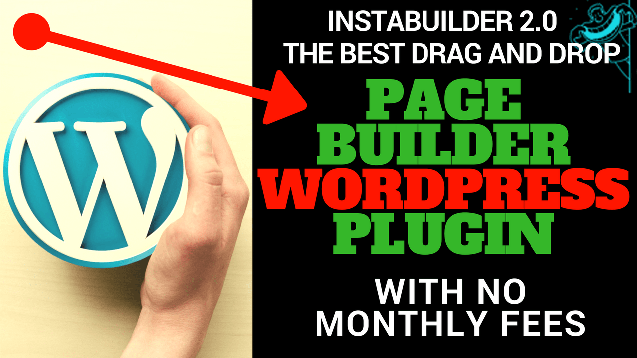 best drag and drop page builder with no monthly fees,