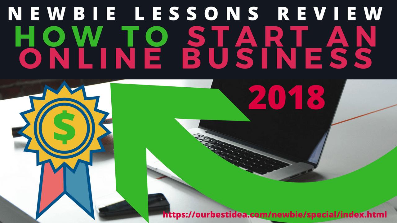 how to start an online business 2018