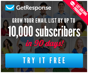 Get-Response 90 Day Free Trial