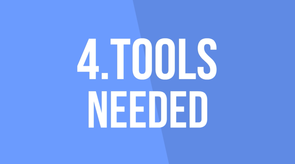 tools need for Clickbait