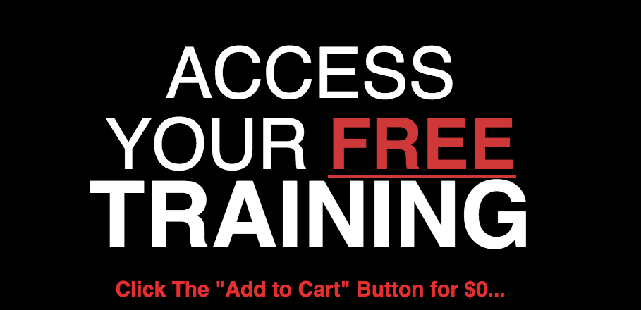 Access Your Free Training