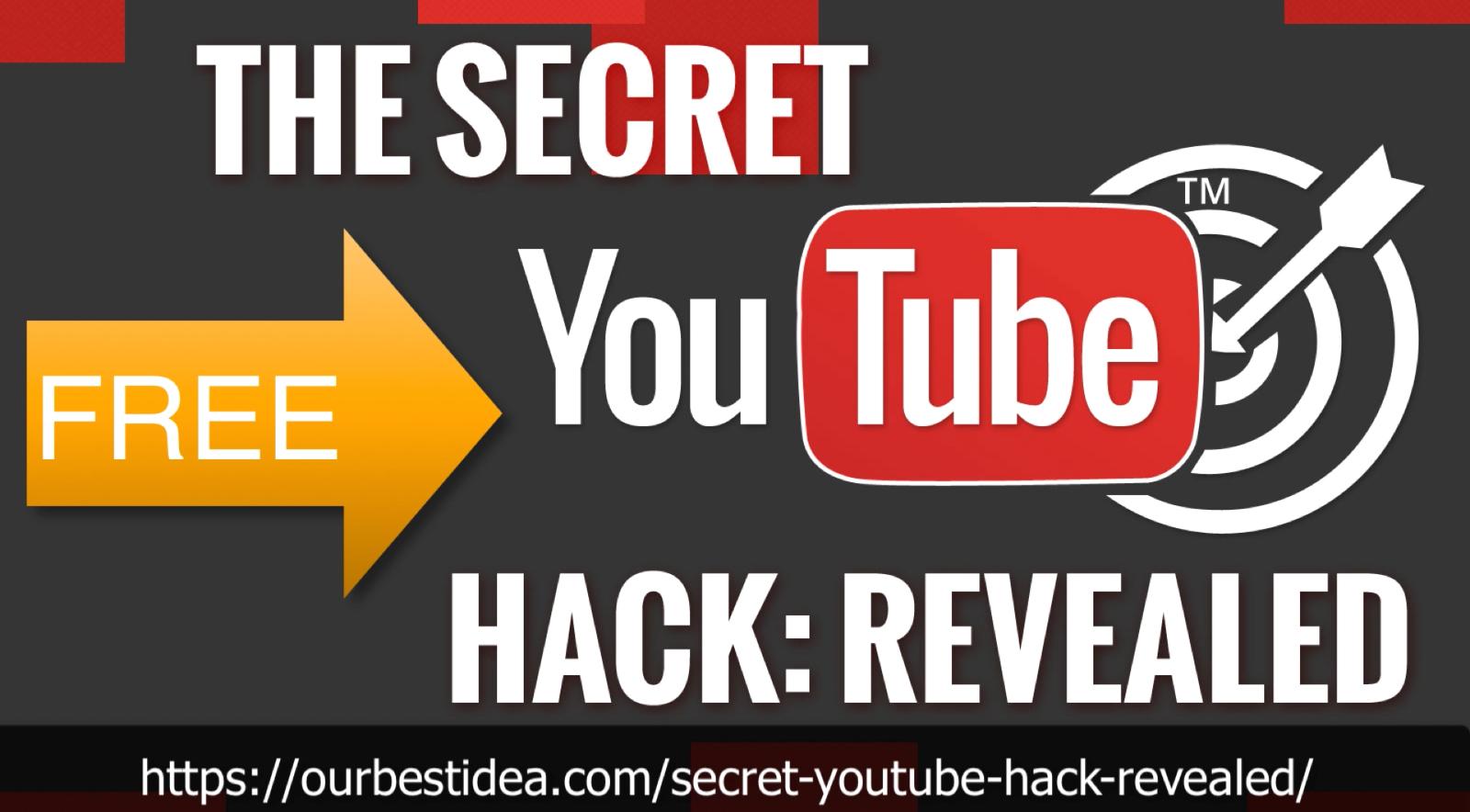 Secret Youtube Hack REVEALED