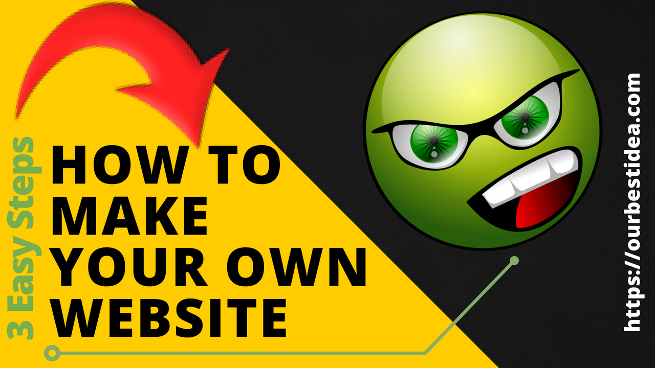 How To Make Your Own WebsiteP1